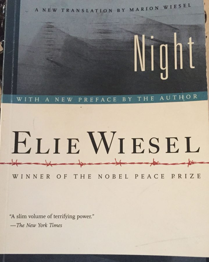 the importance of studying the holocaust in night an autobiography by elie wiesel Importance/effect on elie night by elie wiesel is an autobiography of  quotations importance of water  studying world war ii and the holocaust.