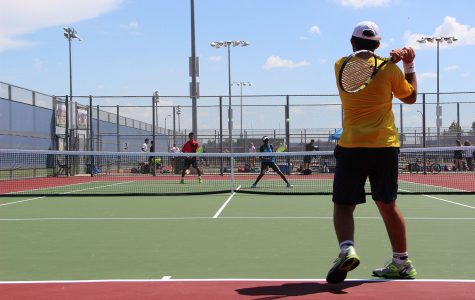 Tennis Dominates the Courts