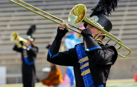 The Battle at the Berry Marching Invitational