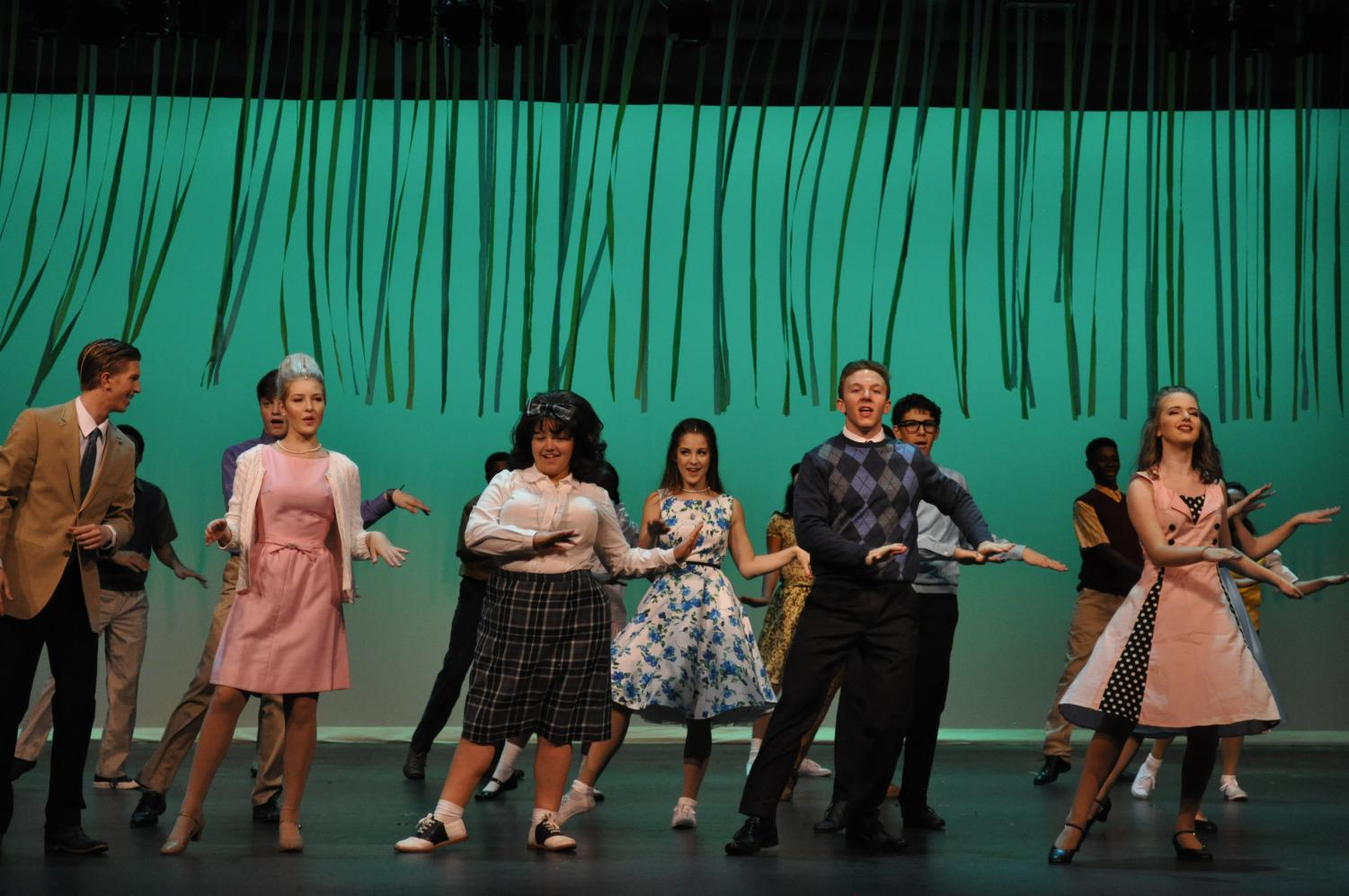 Theatre Arts Preforms Hairspray the Musical – The Mustang