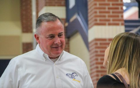 Principal Hull Retires, Michael Maness Becomes Head Principal