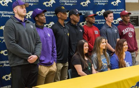 National Signing Day – February 2018