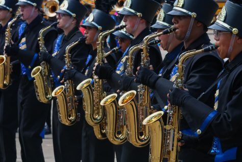 An Inside Look at the Cypress Ranch Mustang Band