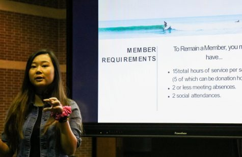 Key Club: Interview with Officer Emily Ha