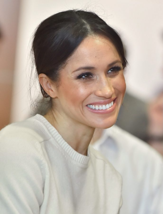 Meghan+Markle+Announces+Pregnancy+with+First+Child
