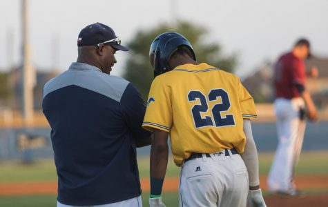 Coach Cephus Named Coach of the Year