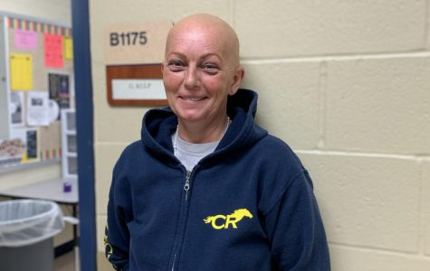Cy Ranch Warrior: Teacher Fighting Breast Cancer