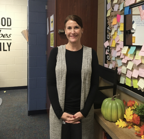 Humans Of Cy Ranch: Mrs. Graham