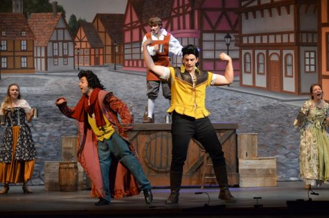 Behind the Scenes: Beauty and the Beast Musical
