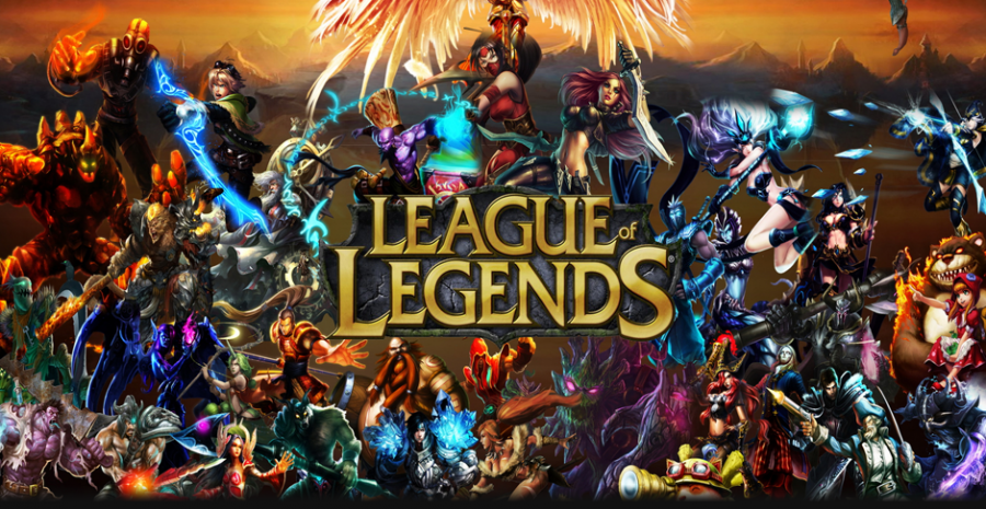 League+of+Legends%27+Ten+Year+Anniversary