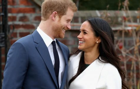 Meghan Markle and Prince Harry Announce a