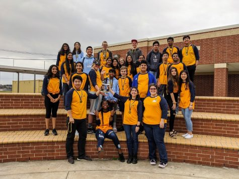Science Olympiad Takes 3rd Place In Division C Sweepstakes